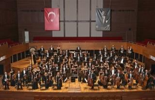 İzmir Devlet Senfoni Orkestrası & Arkas Trio,...