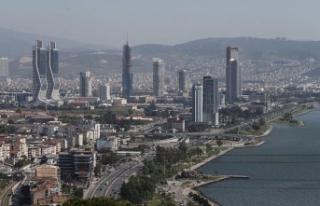 İzmir konut fiyatlarında tavan yaptı
