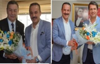 İzmir siyaseti bayramda rakip dinlemedi