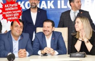 """""""İzmirliler, CHP'ye tahammül etmeyecek"""""""