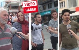 İzmirlilerden 'seçim' yorumu
