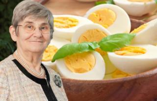 Karatay'dan hamilelere günde 10 yumurta önerisi