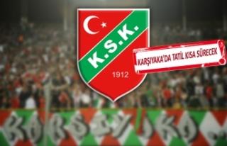 Karşıyaka'da program netleşti