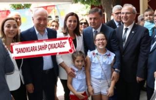 Kerpişçi: İYİ Parti'ye İzmir'de yoğun...
