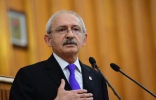 Kılıçdaroğlu: Esnaf Bakanlığı kuracağız