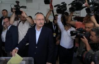 """Kılıçdaroğlu, """"Şikayetler var"""" dedi,..."""
