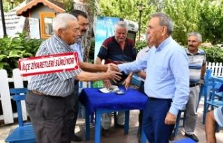 Kocaoğlu'ndan İzmirli'ye metro müjdesi