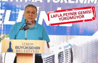 Kocaoğlu'ndan Ankara'ya 'kentsel dönüşüm...