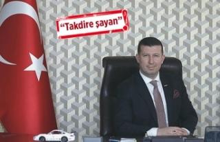 MÜSİAD İzmir Başkanı Ülkü: Ülkemiz de ekonomimiz...