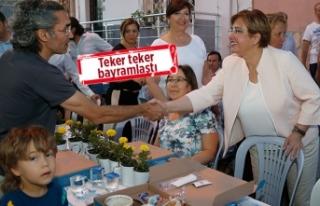 Pekdaş: İzmir'in özgürlüğü Türkiye'ye...