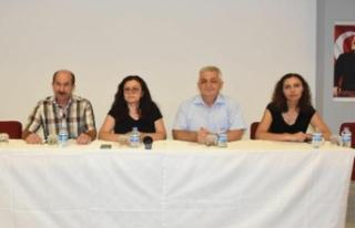 Sağlıkçılar, siyasi partilere taleplerini açıkladı