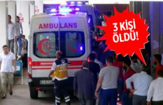 Şanlıurfa'da AK Partililere saldırı: 3 kişi...