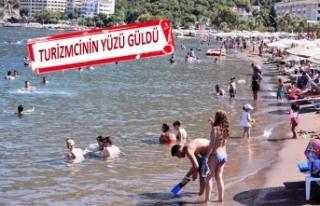 Seçimin 2. tura kalmayışı, plajları hareketlendirdi