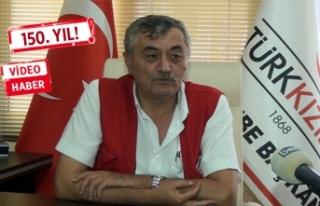 Türk Kızılayı Konak Şube, yardımda hız kesmiyor!