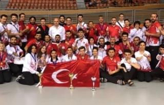 Türkiye, Para-Taekwondo'da Avrupa Şampiyonu...
