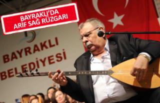'Ustaya saygı' konserine yoğun ilgi