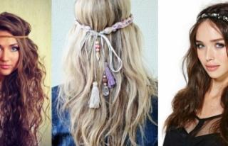 Yaz aylarında kullanabileceğiniz ideal saç aksesuarları