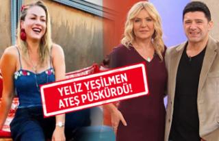 Yeliz Yeşilmen, sosyal medya hesabından cevap verdi