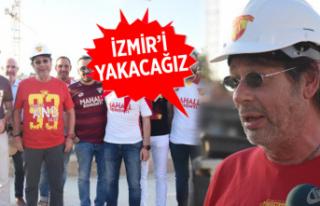 """""""Yeni stat Göztepe'nin miladı olacak"""""""