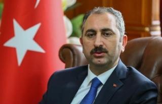 Adalet Bakanı 'cinsel istismar' hakkında...