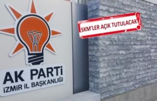 AK Parti'de yerel seçim çalışmaları erken...