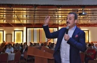 AK Parti İl Başkanı Şengül'den İzmirlilere...