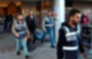Amasya'da 5 öğretim görevlisi FETÖ'den...