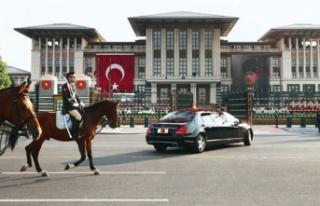 Başkanlıkteşkilatı: Devlete yeniden yapılanma