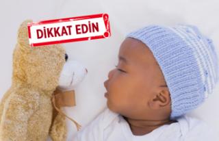 Bebeğinizin kafasında şekil bozukluğu varsa...