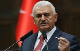Binali Yıldırım Meclis Başkanlığı için konuştu:...