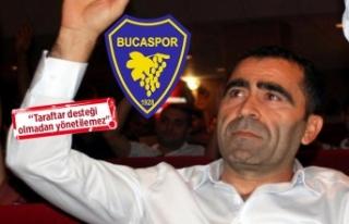 Bucaspor'da Başkan Bal görevini bıraktı