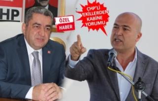 CHP'li milletvekilleri yeni kabineyi nasıl yorumladı?