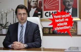 CHP'li Yücel'den 'İnce' ve 'Kocaoğlu'...