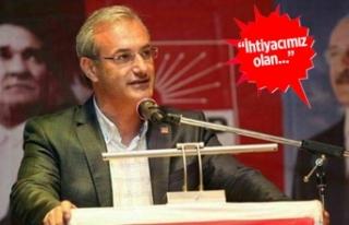 CHP'li Yıldırım'dan örgüte 'kurultay'...