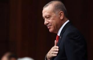 Cumhurbaşkanı Recep Tayyip Erdoğan yemin etti!