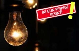 Dikkat: İzmir'in o ilçesinde 'elektrik...