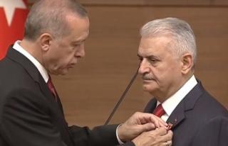 Erdoğan'dan Yıldırım'a 'Devlet...