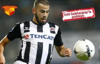 Göztepe'ye Faslı forvet: Oussama Tannane