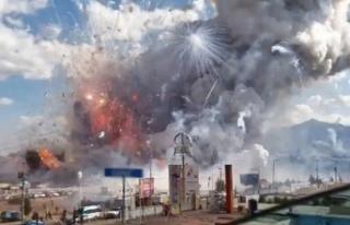 Havai fişek fabrikasında patlama: 24 kişi hayatını...