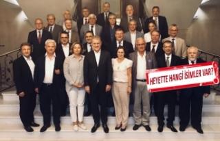 İEÜ Mütevelli Heyeti Başkanlığına Özgener...