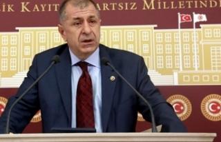 İYİ Partili Özdağ: CHP ile ittifak İYİ Parti'ye...