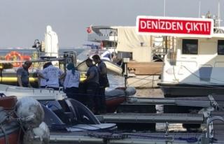 İzmir'de erkek cesedi bulundu!