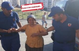 İzmir'de kaybolan zihinsel engelli kadından...