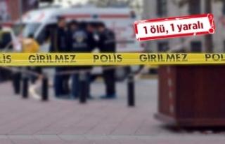 İzmir'de parkta dehşet!