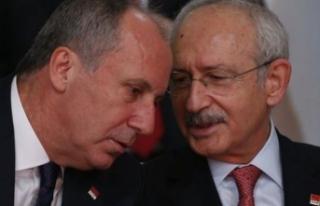 Kılıçdaroğlu-İnce arasında 3 saatlik görüşme