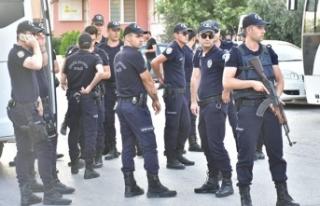 Manisa'da uyuşturucu operasyonunda çatışma:...