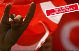 MHP İzmir'de düğmeye bastı