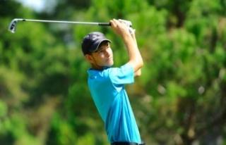 Milli golfçü Taner Yamaç'tan bir ilk!