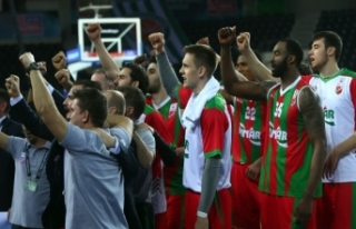 Pınar Karşıyaka'ya Şampiyonlar Ligi umudu