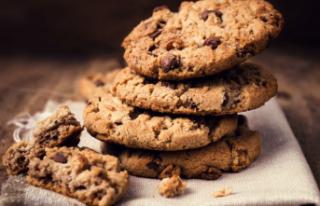 Pratik damla çikolatalı kurabiye tarifi